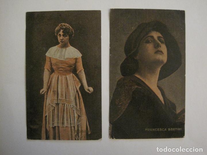Coleccionismo Cromos antiguos: PRINCIPALES ARTISTAS CINEMATOGRAFICAS-COL· COMPLETA 36 CROMOS-CHOCOLATE AMATLLER-VER FOTOS(V-16.043) - Foto 3 - 154013066
