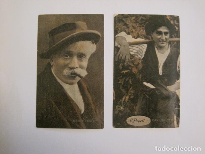 Coleccionismo Cromos antiguos: PRINCIPALES ARTISTAS CINEMATOGRAFICAS-COL· COMPLETA 36 CROMOS-CHOCOLATE AMATLLER-VER FOTOS(V-16.043) - Foto 37 - 154013066