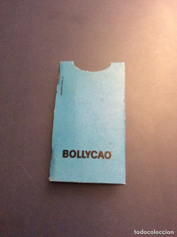 Coleccionismo Cromos antiguos: Bollycao mensajes de Bollycao - Foto 2 - 154521461