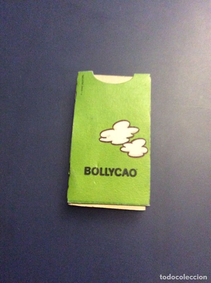 Coleccionismo Cromos antiguos: Bollycao mensajes Bollycao - Foto 2 - 154522397