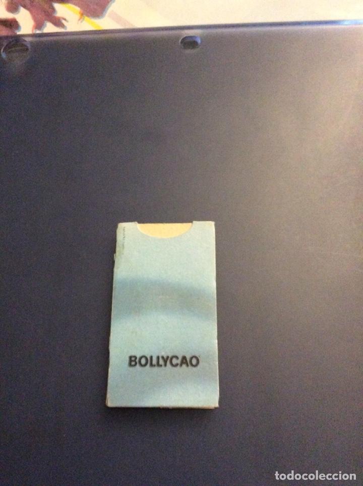 Coleccionismo Cromos antiguos: Bollycao mensajes de Bollycao - Foto 2 - 154523053