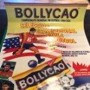 Coleccionismo Cromos antiguos: BOLLYCAO PÓSTER PROMOCIONAL MUNDIAL USA 94. Lote 155196412