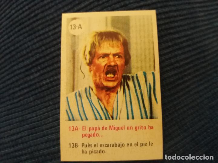 CROPAN MIGUEL EL TRAVIESO NÚMERO 13 A (Coleccionismo - Cromos y Álbumes - Cromos Antiguos)
