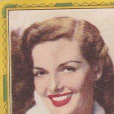Coleccionismo Cromos antiguos: ESTRELLAS DE CINE. EDITORIAL FHER 1959. JANE RUSEELL Nº 73. Lote 155795966