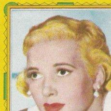 Coleccionismo Cromos antiguos: ESTRELLAS DE CINE. EDITORIAL FHER 1959. BEVERLEY MICHAEIS Nº 75. Lote 155796226