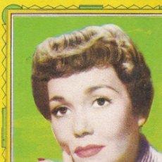 Coleccionismo Cromos antiguos: ESTRELLAS DE CINE. EDITORIAL FHER 1959. JANE WYMAN Nº 81. Lote 155799254