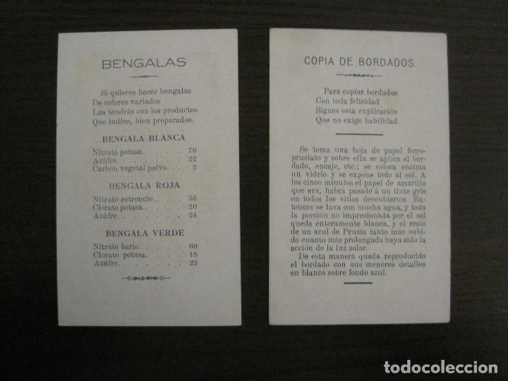 Sammeln alte Sammelbilder: FARMACIA-FOSFOGLICOKOLA-COLECCION COMPLETA 12 CROMOS-DOMENECH-VER FOTOS-(V-16.146) - Foto 14 - 155821294