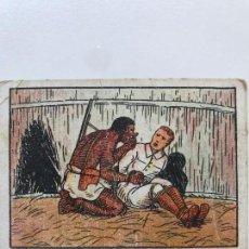 Coleccionismo Cromos antiguos: CROMO UN VIAJE AL AFRICA NUM 20 CHOCOLATES SAN CARLOS Y MENSA. Lote 156175294