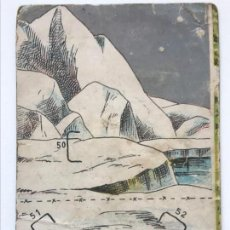 Coleccionismo Cromos antiguos: COLECCION ZOOLOGIA SERIE 124 Nº 14 BIS OSO BLANCO. Lote 156180466