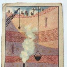 Coleccionismo Cromos antiguos: CROMO DE LA TIERRA A LA LUNA VI. Lote 156183506