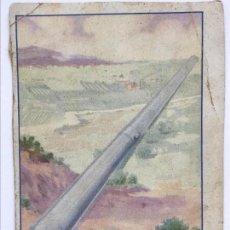 Coleccionismo Cromos antiguos: CROMO DE LA TIERRA A LA LUNA IV. Lote 156183946