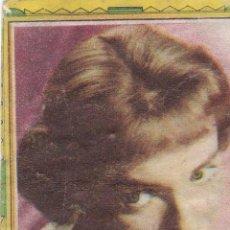 Coleccionismo Cromos antiguos: ESTRELLAS DE CINE. EDITORIAL FHER 1959. DOE AVEDON Nº 192. Lote 156660382