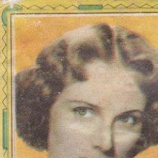 Coleccionismo Cromos antiguos: ESTRELLAS DE CINE. EDITORIAL FHER 1959. VIRGINIA HUSTON Nº 194. Lote 156660498