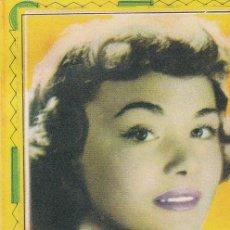 Coleccionismo Cromos antiguos: ESTRELLAS DE CINE. EDITORIAL FHER 1959. DANIELLE DELORNE Nº198. Lote 156660678