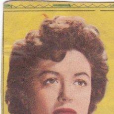Coleccionismo Cromos antiguos: ESTRELLAS DE CINE. EDITORIAL FHER 1959. DOROTHY MALONE Nº 200. Lote 156660842