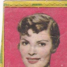 Coleccionismo Cromos antiguos: ESTRELLAS DE CINE. EDITORIAL FHER 1959. PATRICIA OWENS Nº 202. Lote 156660950