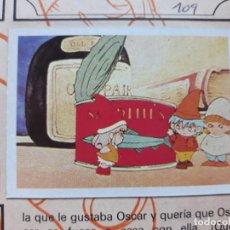 Coleccionismo Cromos antiguos: LA PEQUEÑA MEMOLE CROMO DIDEC RECUPERADO N 109. Lote 157967750