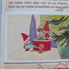 Coleccionismo Cromos antiguos: LA PEQUEÑA MEMOLE CROMO DIDEC RECUPERADO N 114. Lote 157967858