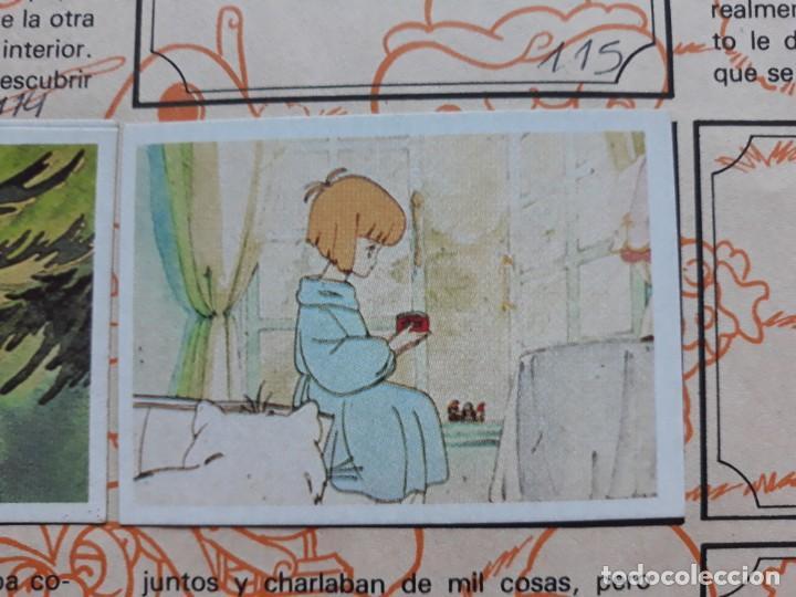 LA PEQUEÑA MEMOLE CROMO DIDEC RECUPERADO N 115 (Coleccionismo - Cromos y Álbumes - Cromos Antiguos)