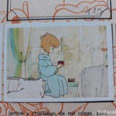 Coleccionismo Cromos antiguos: LA PEQUEÑA MEMOLE CROMO DIDEC RECUPERADO N 115. Lote 157967898