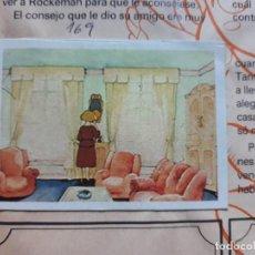 Coleccionismo Cromos antiguos: LA PEQUEÑA MEMOLE CROMO DIDEC RECUPERADO N 169. Lote 157968174