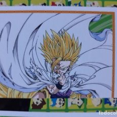 Coleccionismo Cromos antiguos: PANINI DRAGON BALL WARRIORS N 072 72. Lote 157971086