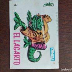Coleccionismo Cromos antiguos: EL LAGARTO CROPAN 45. Lote 158382554