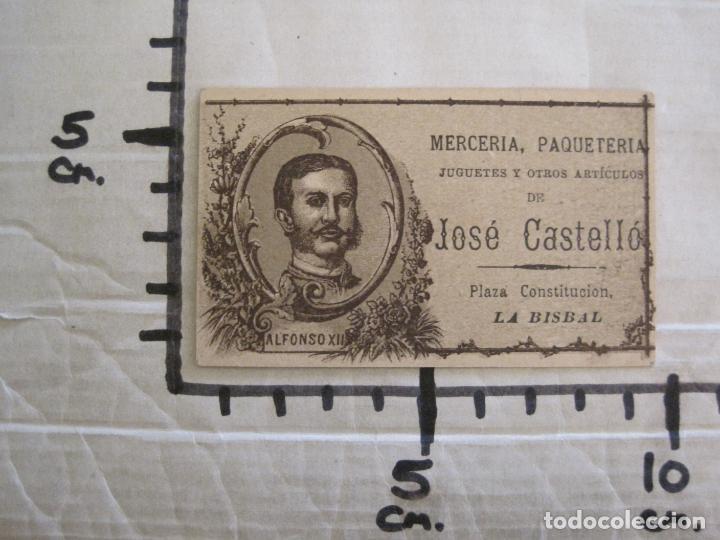 Coleccionismo Cromos antiguos: PERSONAJES CELEBRES-COLECCION 12 CROMOS-LA BISBAL-PUBLICIDAD JOSE CASTELLO-VER FOTOS(V-16.253) - Foto 15 - 158424606
