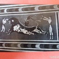 Coleccionismo Cromos antiguos: LÁMINAS ARTE-PINTURA CLÁSICA-DE EGIPTO A ROMA - DANZAS DEL TORO/BOU - CRETA/GRECIA -Nº3. Lote 158644986