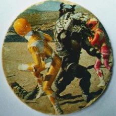 Coleccionismo Cromos antiguos: TAZO CAPS DONUTS. Lote 159976422
