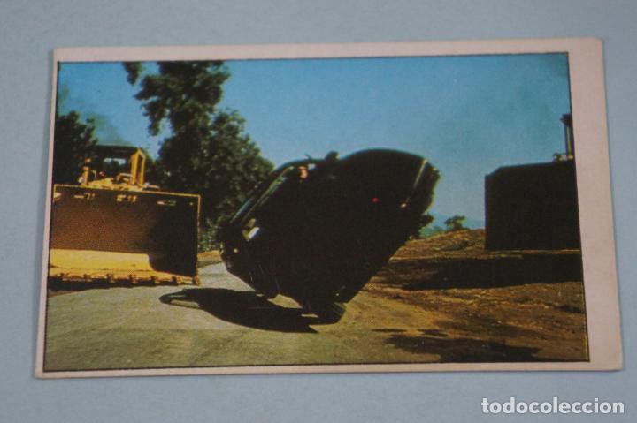 CROMO DE EL COCHE FANTASTICO SIN PEGAR Nº 12 AÑO 1982 DEL ALBUM EL COCHE FANTASTICO DE MAGA (Coleccionismo - Cromos y Álbumes - Cromos Antiguos)