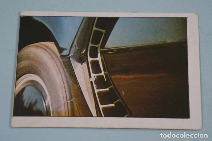 CROMO DE EL COCHE FANTASTICO SIN PEGAR Nº 52 AÑO 1982 DEL ALBUM EL COCHE FANTASTICO DE MAGA (Coleccionismo - Cromos y Álbumes - Cromos Antiguos)