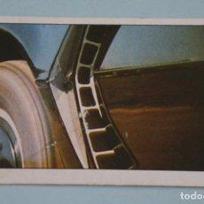 Coleccionismo Cromos antiguos: CROMO DE EL COCHE FANTASTICO SIN PEGAR Nº 52 AÑO 1982 DEL ALBUM EL COCHE FANTASTICO DE MAGA. Lote 195343735