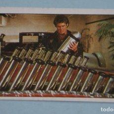 Coleccionismo Cromos antiguos: CROMO DE EL COCHE FANTASTICO SIN PEGAR Nº 76 AÑO 1982 DEL ALBUM EL COCHE FANTASTICO DE MAGA. Lote 195343727