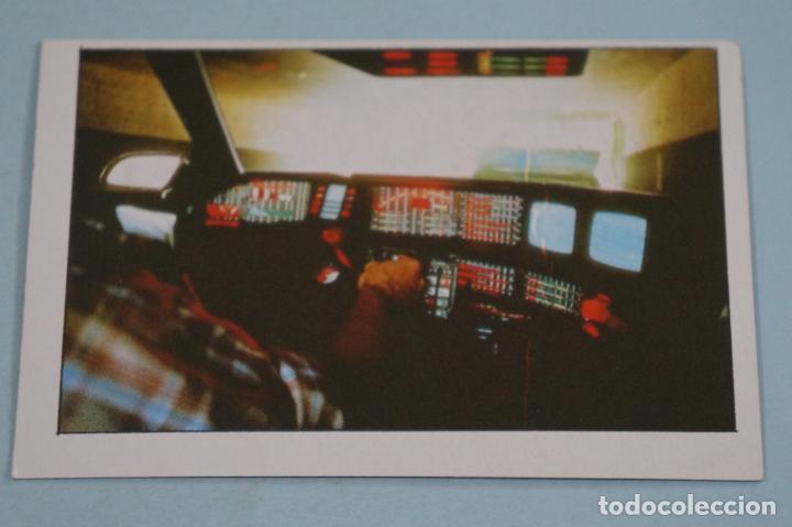 CROMO DE EL COCHE FANTASTICO SIN PEGAR Nº 98 AÑO 1982 DEL ALBUM EL COCHE FANTASTICO DE MAGA (Coleccionismo - Cromos y Álbumes - Cromos Antiguos)