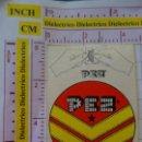 Coleccionismo Cromos antiguos: CROMO CROMITO PEGATINA. DULCES UNZUE. PEZ. PAMPLONA . 55. Lote 160354106