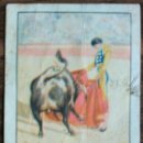 Coleccionismo Cromos antiguos: ANTIGUO CROMO ASES DEL TOREO MANOLETE Nº 3. Lote 160823438