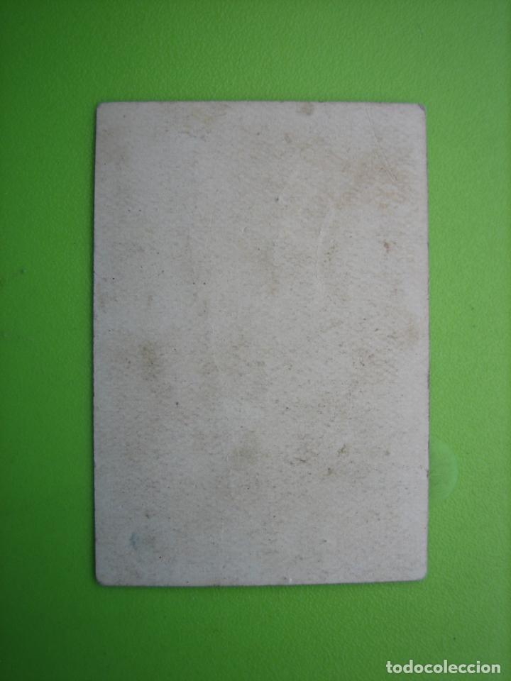 Coleccionismo Cromos antiguos: Antiguo cromo religioso - Foto 2 - 161715134