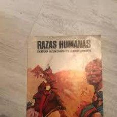 Coleccionismo Cromos antiguos: LOTE 200 CROMOS NUEVOS RAZAS HUMANAS CHOCOLATE ELGORRIAGA. TAMBIEN SUELTOS. PREGUNTAR. Lote 161830734