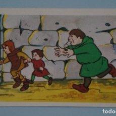 Coleccionismo Cromos antiguos: CROMO DE RUY EL PEQUEÑO CID SIN PEGAR Nº 8 AÑO 1980 DEL ALBUM RUY EL PEQUEÑO CID DE FHER. Lote 171593717