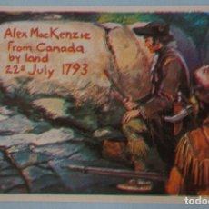 Collectionnisme Cartes à collectionner anciennes: CROMO DE VIAJES Y CONQUISTAS SIN PEGAR Nº 206 AÑO 1976 DEL ALBUM VIAJES Y CONQUISTAS DE RUIZ ROMERO. Lote 207805187