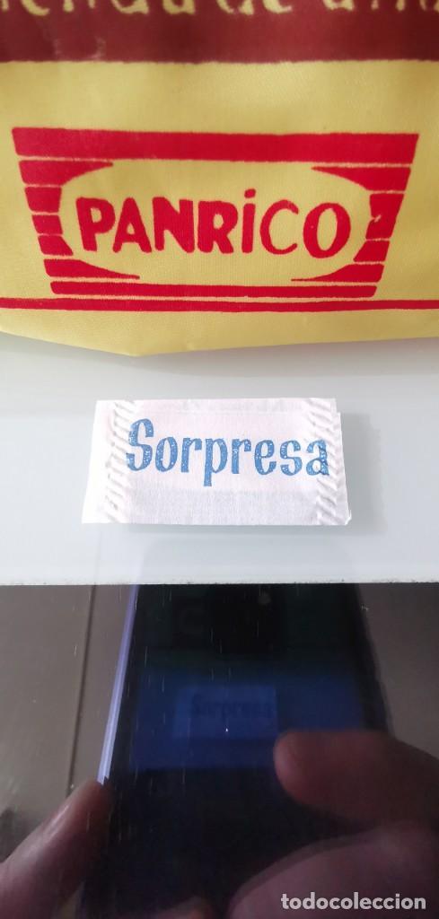 Coleccionismo Cromos antiguos: SOBRE CROMOS CERRADO SORPRESA - Foto 2 - 165154654