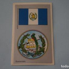 Collectionnisme Cartes à collectionner anciennes: CROMO DE BANDERAS Y ESCUDOS SIN PEGAR Nº 162 AÑO 1994 DEL ALBUM BANDERAS Y ESCUDOS DE EYDER. Lote 209990133