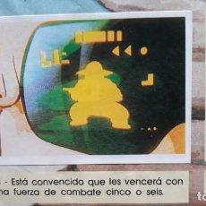 Coleccionismo Cromos antiguos: PANINI DRAGON BALL Z PRIMER ALBUM 1 CROMO RECUPERADO NUMERO 14. Lote 165751558