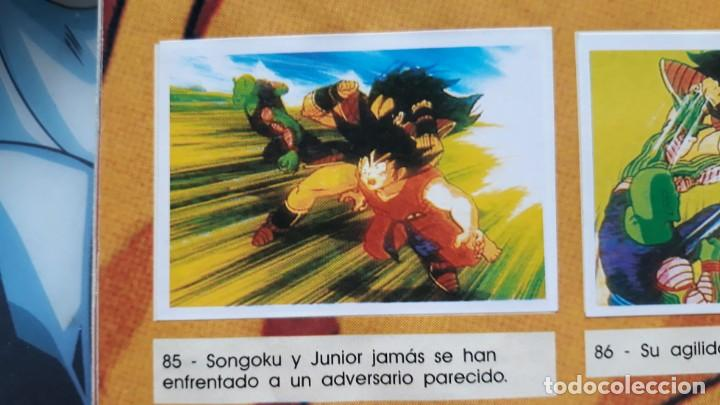 PANINI DRAGON BALL Z PRIMER ALBUM 1 CROMO RECUPERADO NUMERO 85 (Coleccionismo - Cromos y Álbumes - Cromos Antiguos)