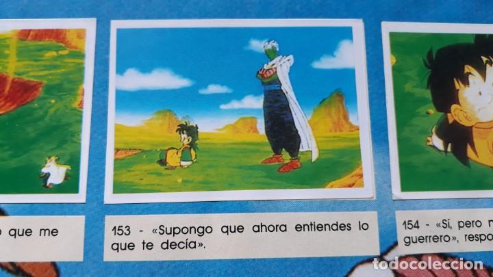PANINI DRAGON BALL Z PRIMER ALBUM 1 CROMO RECUPERADO NUMERO 153 (Coleccionismo - Cromos y Álbumes - Cromos Antiguos)