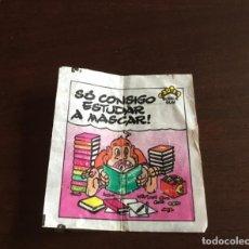 Coleccionismo Cromos antiguos: ANTIGUO CROMO CHICLE GORILA AÑOS 80 PORTUGUES. Lote 165816702