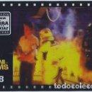 Coleccionismo Cromos antiguos: MINI FILM Nº 28 - TRILOGÍA LA GUERRA DE LAS GALAXIAS - STAR WARS TRILOGY - MATUTANO. Lote 166792018
