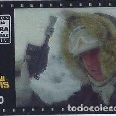 Coleccionismo Cromos antiguos: MINI FILM Nº 20 - TRILOGÍA LA GUERRA DE LAS GALAXIAS - STAR WARS TRILOGY - MATUTANO. Lote 166792102