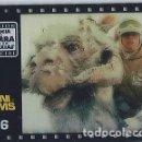 Coleccionismo Cromos antiguos: MINI FILM Nº 16 - TRILOGÍA LA GUERRA DE LAS GALAXIAS - STAR WARS TRILOGY - MATUTANO. Lote 166792134